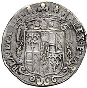 20 soldi - Alessandro Farnese – avers