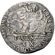 20 soldi - Alessandro Farnese – revers