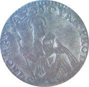 20 soldi Francesco Farnese – revers