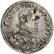 1 scudo - Odardo Farnese – avers