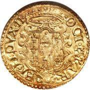 1 scudo d'Oro - Ottavio Farnese – avers