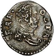 1 sesino Ottavio Farnese – avers
