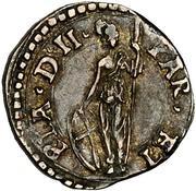 1 sesino Ottavio Farnese – revers