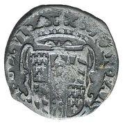 1 Sesino - Ranuccio II – avers