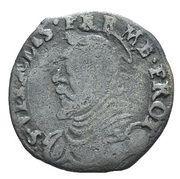 1 Sesino - Ranuccio II – revers