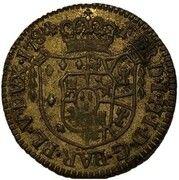 10 Soldi Ferdinando I di Borbone Parma – avers