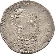 1 quarantano - Ranuccio II Farnese – avers