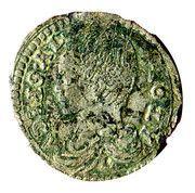 1 parpagliola Alessandro Farnese (jeune buste) -  avers