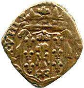Sesino de Parme Francesco Farnese – avers