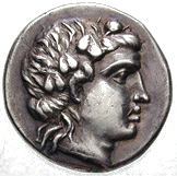 Tetradrachm (Paros) – avers