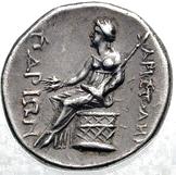 Tetradrachm (Paros) – revers