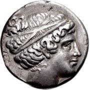 Didrachm (Paros) – avers