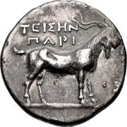 Didrachm (Paros) – revers