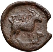 Bronze Æ19 (Paros) – revers