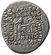 Drachm - Mithradates III -57-54 BC (Sellwood Type 40 - Kangavar) -  revers