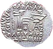 Drachm - Vologases III - 105-147 AD (Sellwood Type 78 - Ecbatana) -  revers