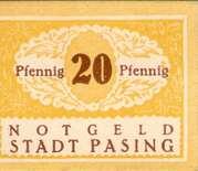 20 Pfennig -  avers