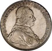 1 Thaler - Leopold Ernst Josef – avers