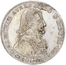 1 thaler Joseph Franz Anton de Auersperg – avers