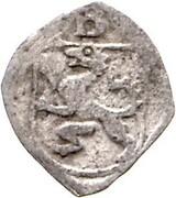1 Pfennig - Wigileus Fröschl von Marzoll – avers
