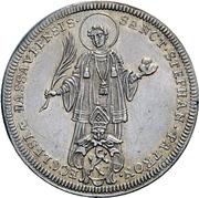 ¼ Thaler - Raimund Ferdinand von Rabatta – revers