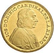 6 ducat Joseph Dominicus de Lamberg – avers