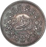 Médaille - Sede Vacante de 1761 (Passau) – revers