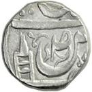 1 Rupee - Rahindar Singh (Sahrind) – revers