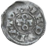 1 Denaro - Otto III. – avers