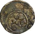 Denier de Pavia - Enrico III di Franconia – avers
