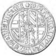 Patard - Philippe le Beau – avers
