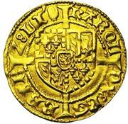 Florin de Bourgogne - Charles le Téméraire – revers