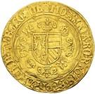 Noble de Bourgogne - Philippe le Beau – revers