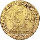 1 Chaise d'or Philippe le bon – avers