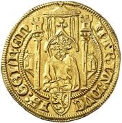 Bourgondische Gulden - Mary of Burgundy – avers