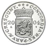 Ducat (Zeeland) – avers