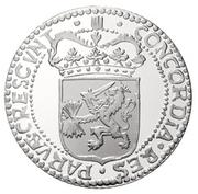 Ducat (Holland) – avers