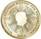 10 euros Banque des Pays-Bas – avers