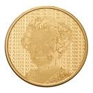 10 euros Rembrandt – avers