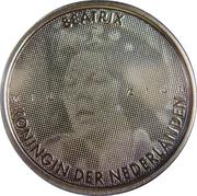 20 euros Jubilé d'argent – avers