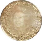 10 euros Max Havelaar (or) – avers