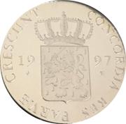 Ducat (Gelderland) – avers