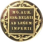 1 Golden Ducat - Willem-Alexander (Anniversaire de la frappe du Ducat or) – revers