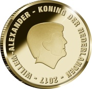 10 euros Johan Cruijff – avers