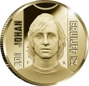 10 euros Johan Cruijff – revers