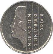 10 cents Beatrix -  avers