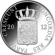 Silver ducat - Frise – avers
