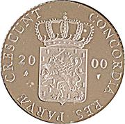 Ducat (Overijssel) – avers