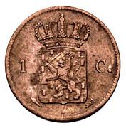 1 cent – revers