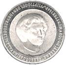50 gulden Traité de Munster – avers